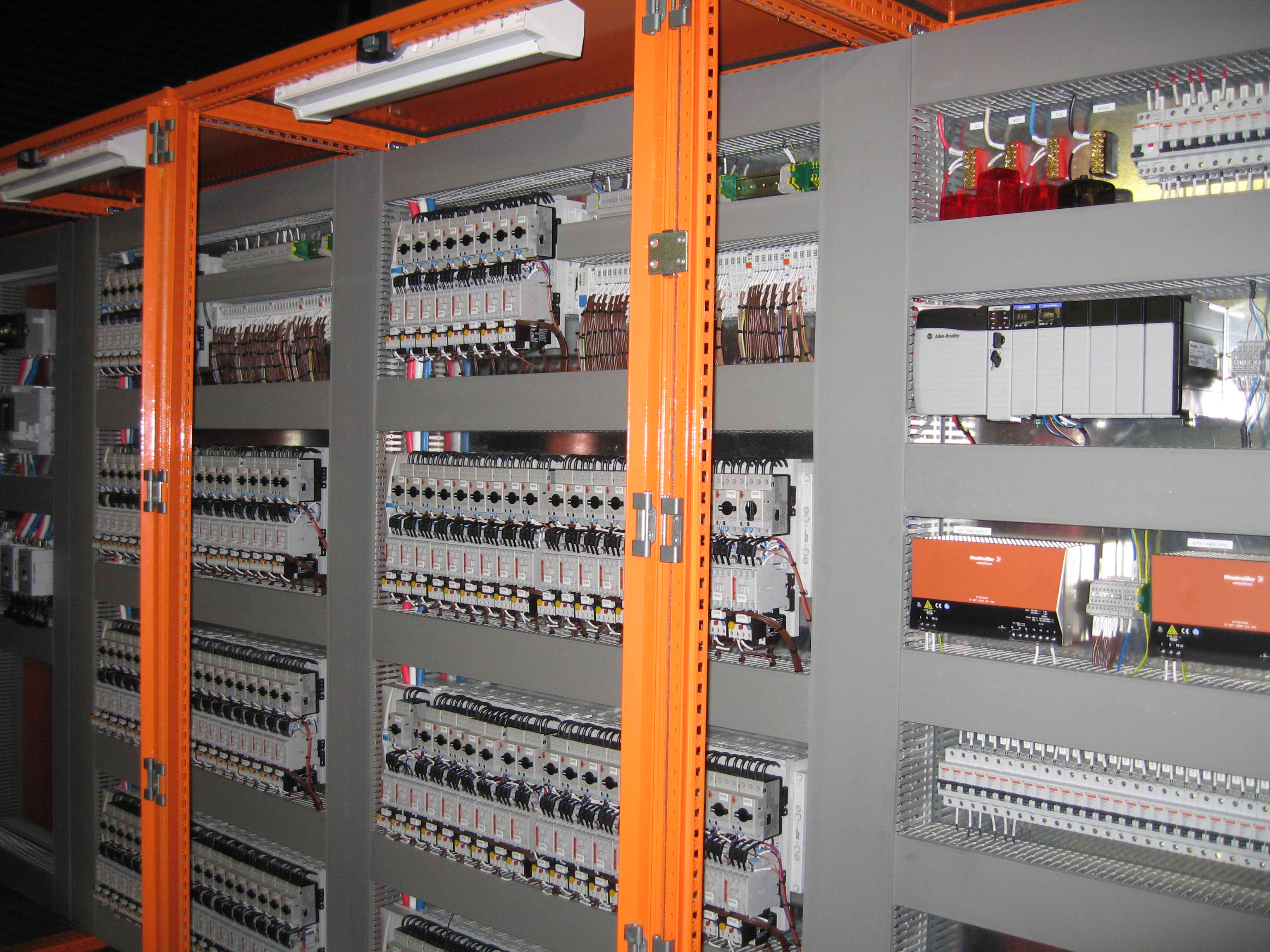 Control Wiring | ICC Electric